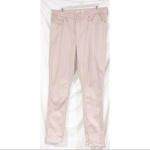 Levis 311 blush pink pants shaping skinny size 33